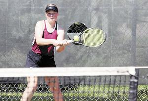Golden Eagles stop Lady Bulldogs 7-2 in tennis