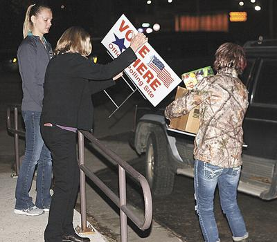 Wiese, Gross win in District 8 House race; voter turnout is 69.6%