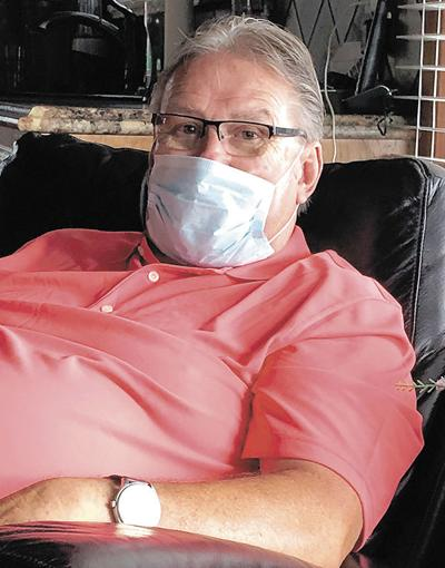 County COVID survivor recounts experience; Landeen thought he had a cold