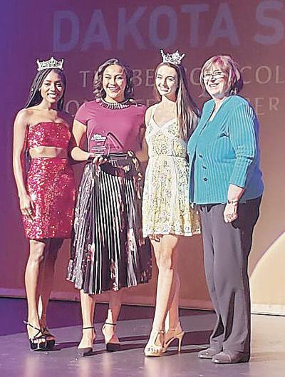 Simone Esters wins Miss America writing competition