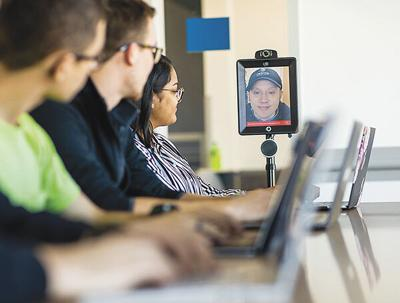 AI applications, testing part of future envisioned for DSU