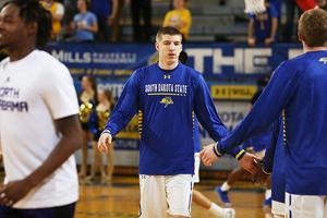 Fiegen back on track after long summer; MHS basketball player had series of seizures