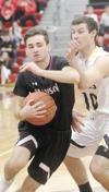 Madison tops Colman-Egan 45-42 in Entringer Scholarship Classic
