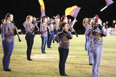 Spirit of Madison Band perseveres despite disappointments