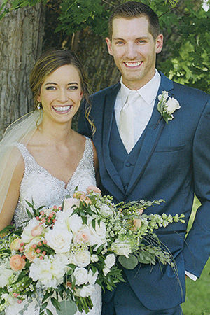 Wolles, Johnson married
