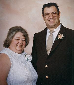 Bill and Rose McKinney will celebrate their 50th wedding anniversary