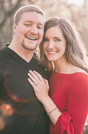 Johnson, Dorgan engaged