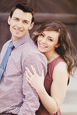 Miller, Lindsay engaged