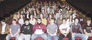 MHS holds academic, career recognition event