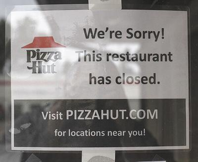 Pizza Hut permanently closes S.D. locations, including Madison