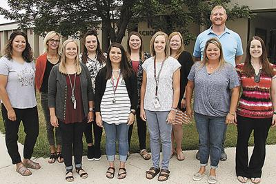 Twelve new teachers come on board at Madison Central