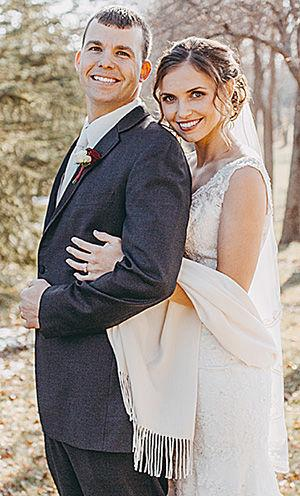 Clark, Reisch married