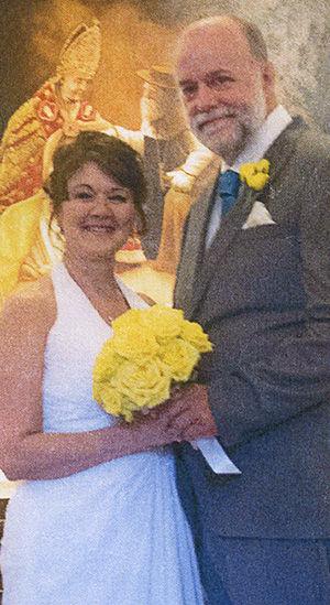 Smith, Baumgartner wed