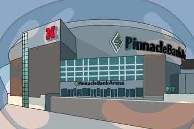 Bubble Pinnacle Bank Arena