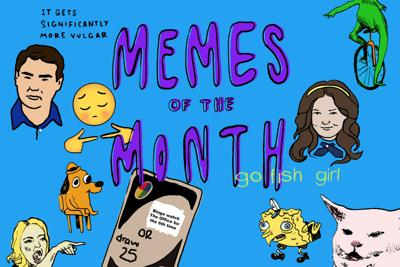 Memes of the Month: August