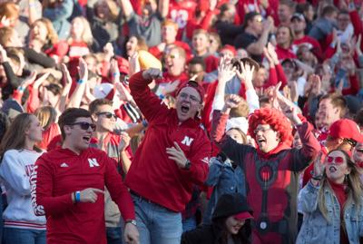 Nebraska vs. Minnesota Photo No. 31