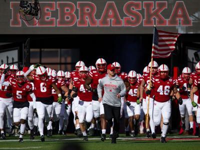 Nebraska Football Team