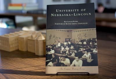 UNL librarian Kay Logan-Peters compiles