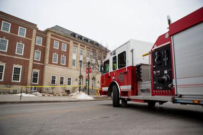Gas Leak 14th and R 1/29/19