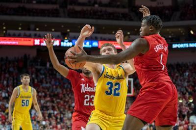 Kevin Cross basketball