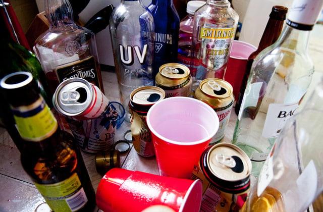 Party Starts Early Runs Late For Nebraska S Binge