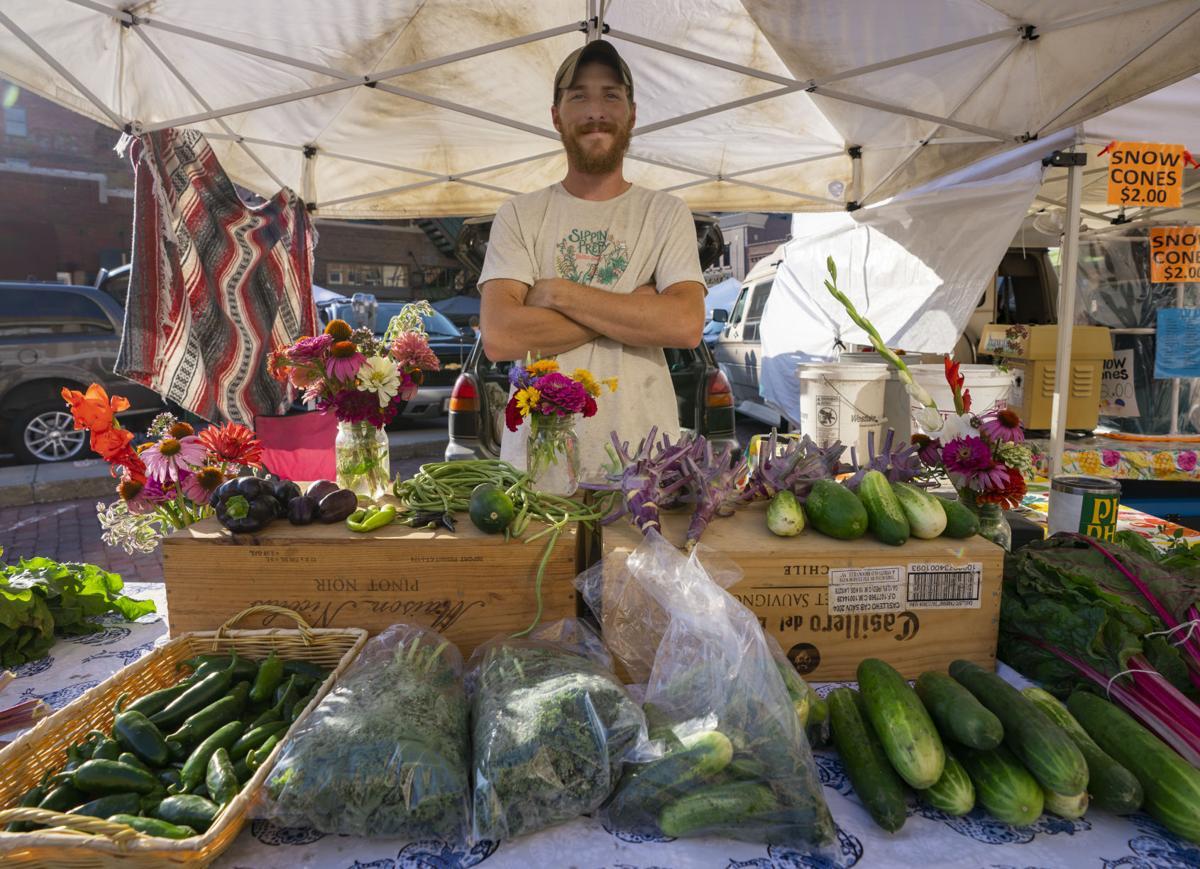 Lukas Joe - Farmers' Market Tent