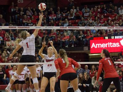 Volleyball Ohio State 1
