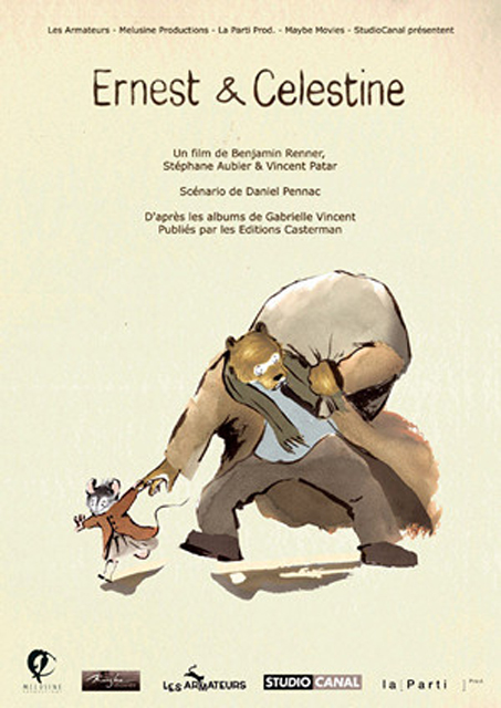 Ernest Celestine Teaches Valuable Lessons Culture Dailynebraskan Com