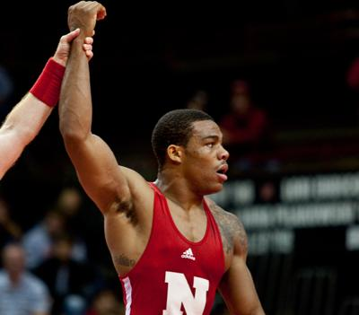 NU wrestler Jordan Burroughs completes season with second national title dad47be3b189