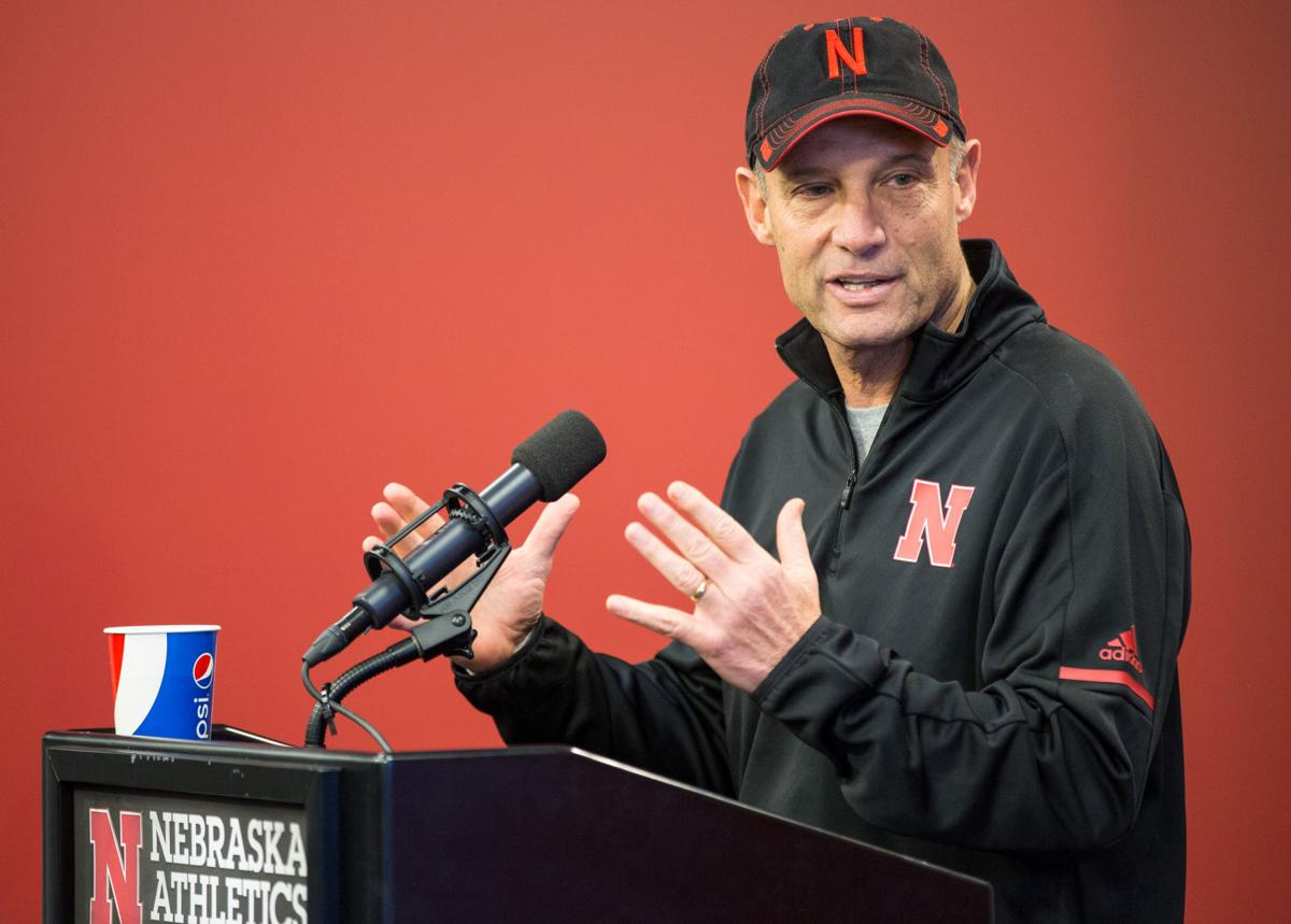 Mike Riley press conference after firing news