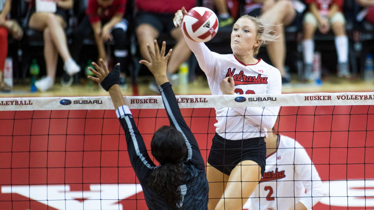 Nebraska volleyball earns first victory of the season ...