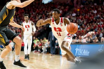 Dachon Burke Jr. in Husker matchup against Indiana