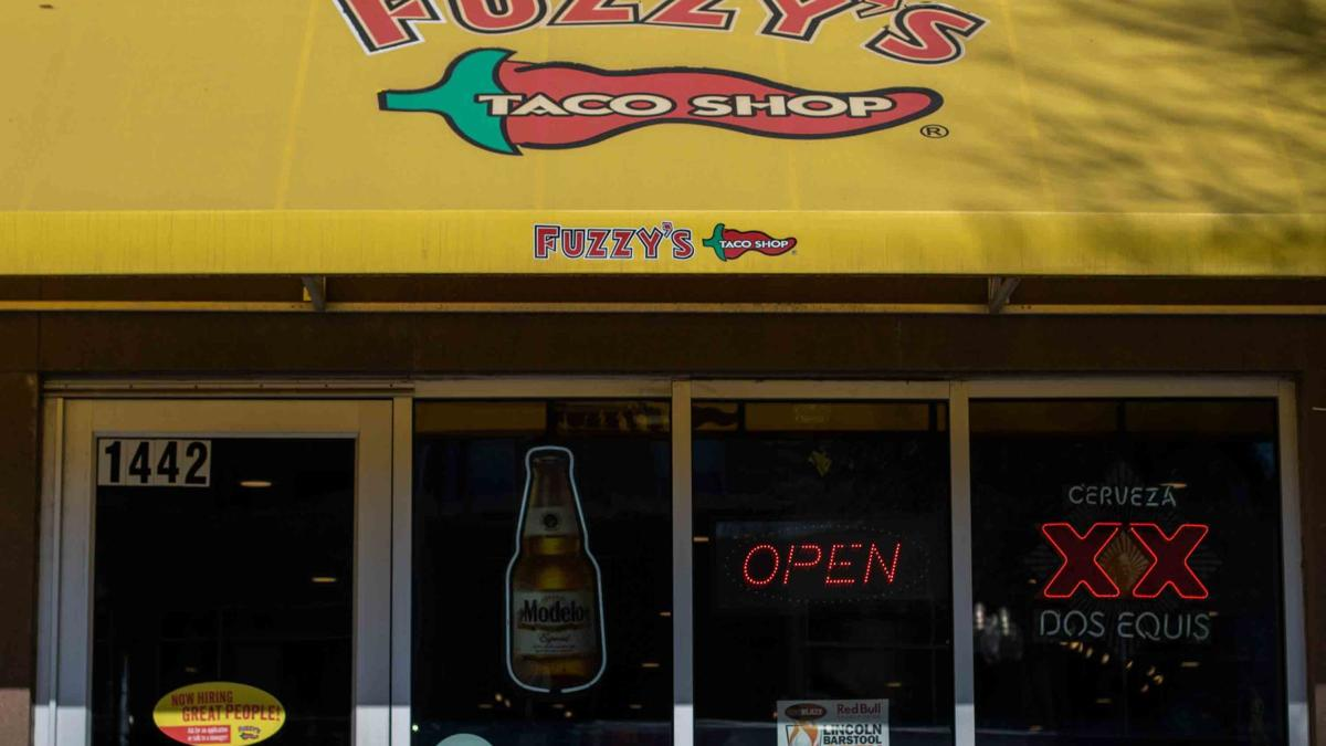 Downtown Fuzzy's Taco Shop to close permanently