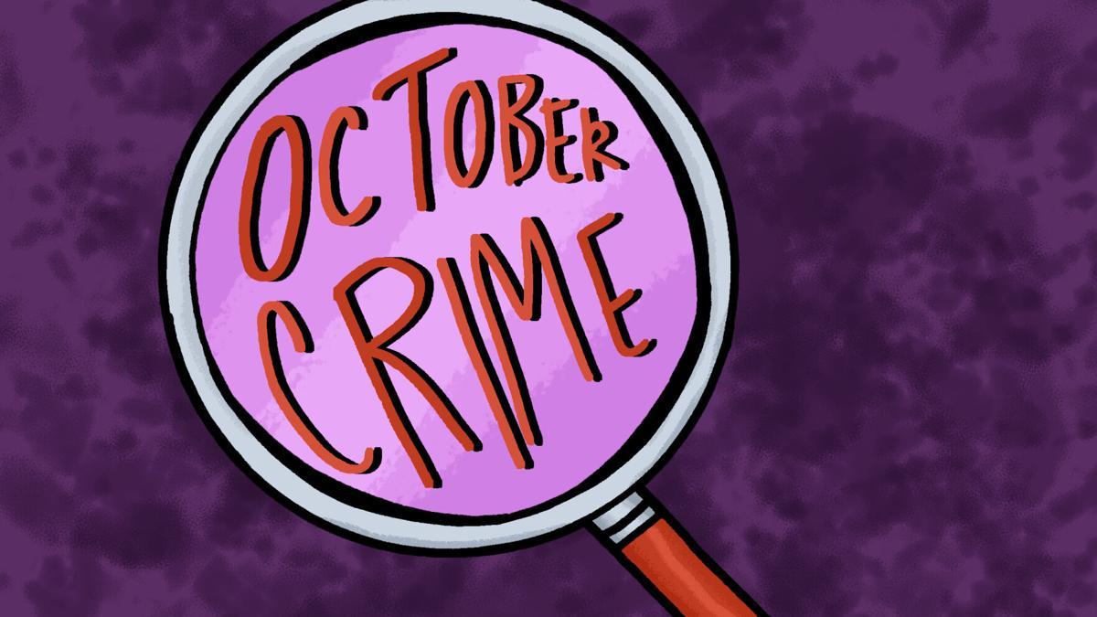 UNL crime log, October 2020
