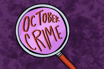 October crime log