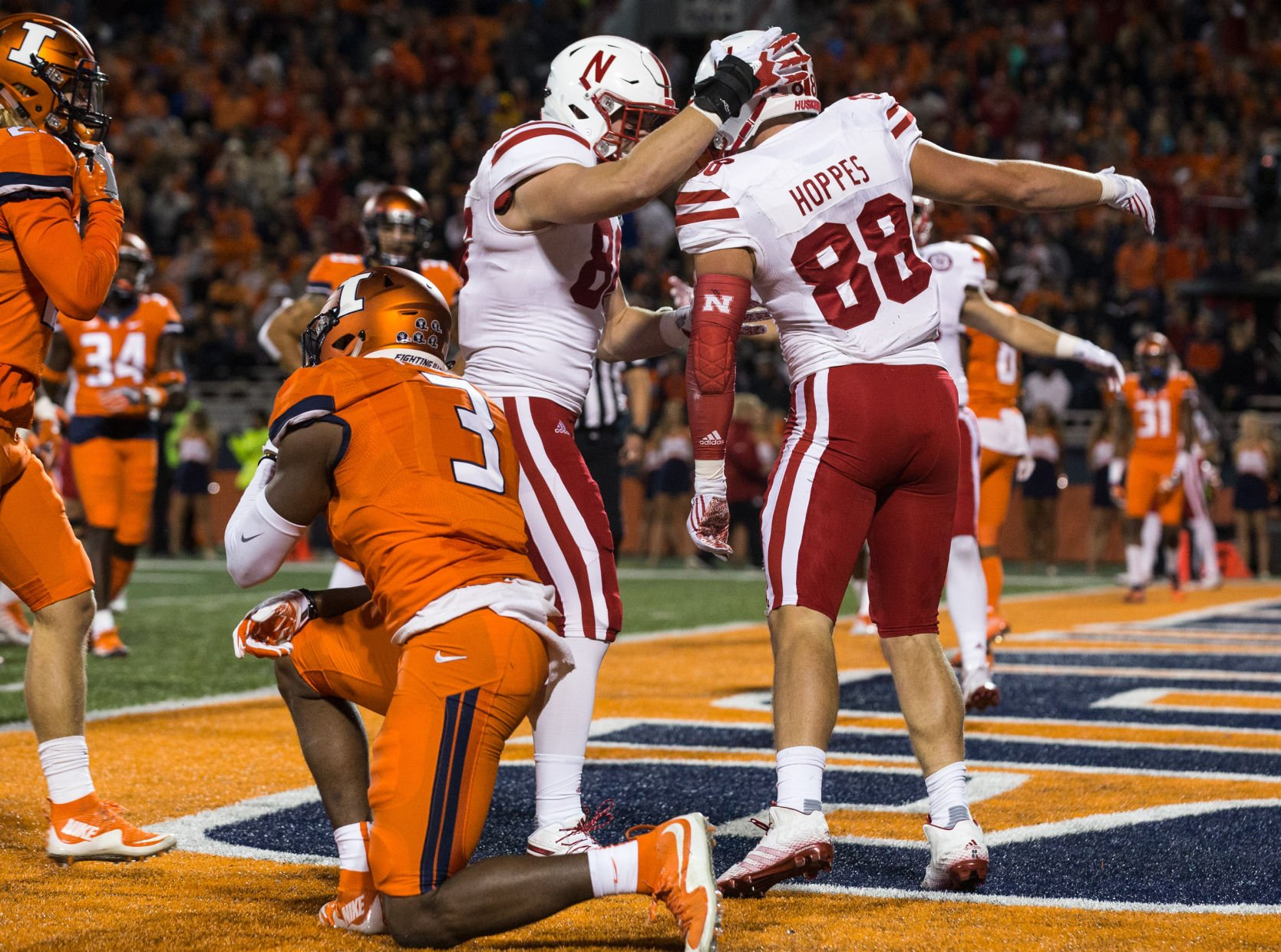 Big Ten teleconference: Mike Riley sees Nebraska-Wisconsin shaping into rivalry