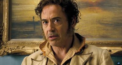 "Robert Downey Jr. in ""Dolittle"""