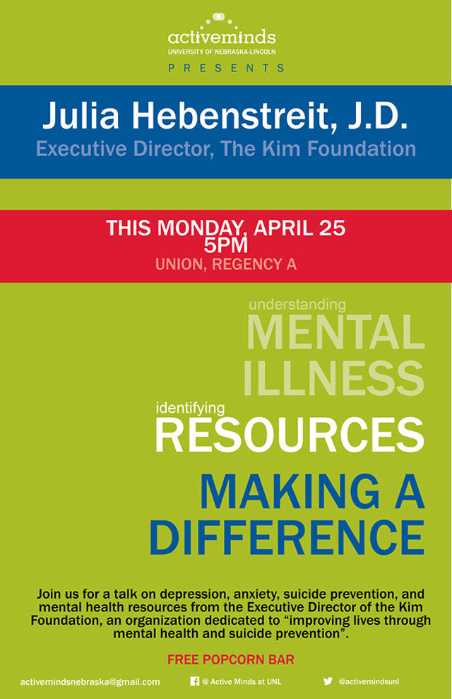 Mental Health Discussion Aims To Remove Stigma Myths Of Illness