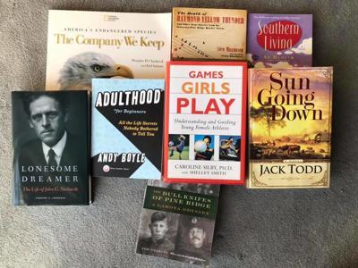DN alumni books