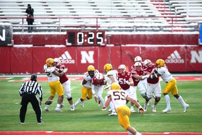 Nebraska Football vs. Minnesota Photo No. 7