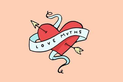 Relationship myths art