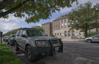 Parallel Parking Spots