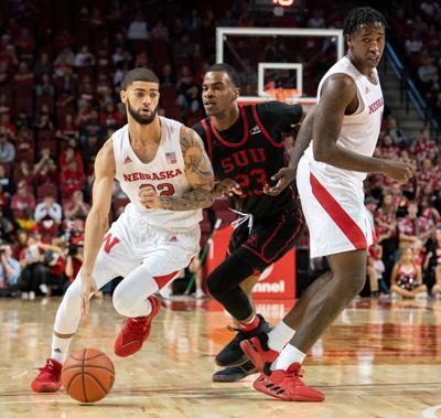 Nebraska Basketball vs. Southern Utah Photo No. 7