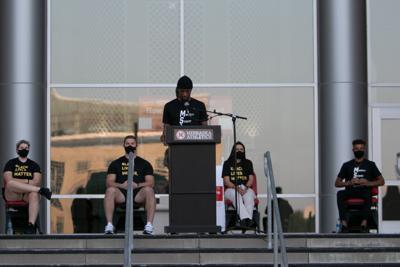 MSAC rally photo