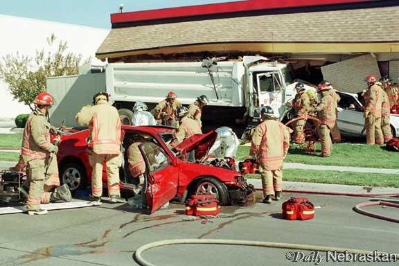 Freak Accident Kills One In Burger King Drive Through