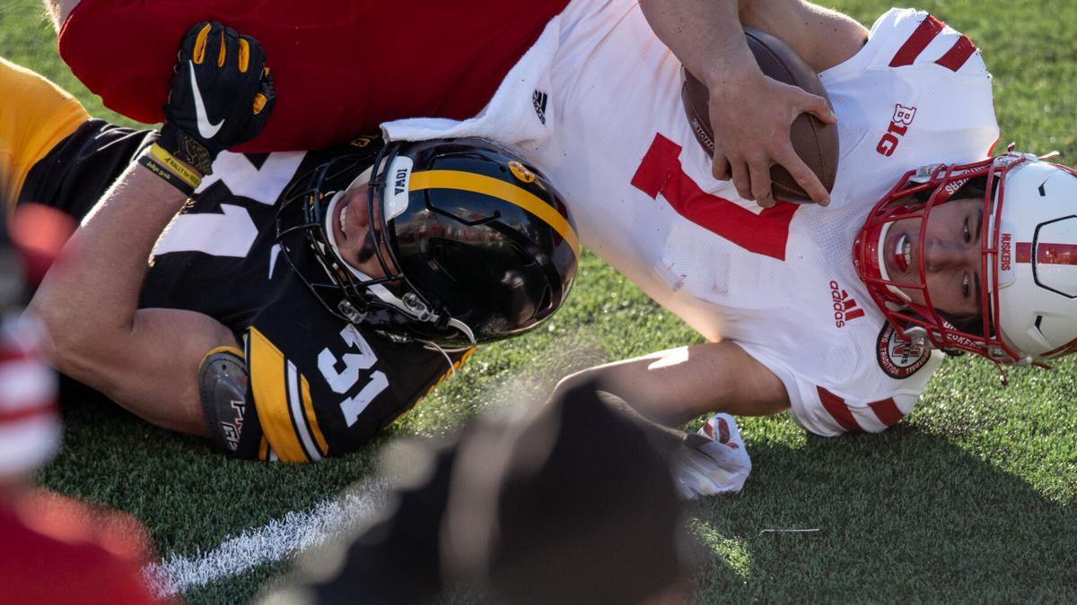 Three takeaways from Nebraska's 26-20 loss to Iowa
