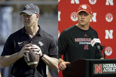 Scott Frost has historically been more successful his second years of coaching
