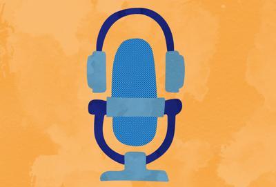 Podcast Mic Art