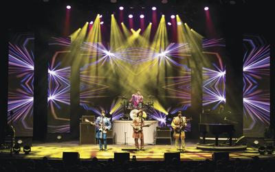 On two nights in April, Beatles fans will have the chance to experience what it would have been like to see John, Paul, Ringo and George