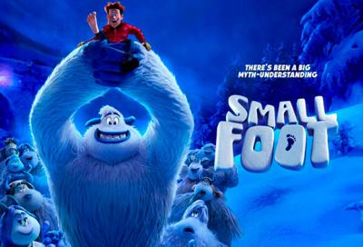 "423ced633e4a REVIEW  ""Smallfoot"" amuses kids"